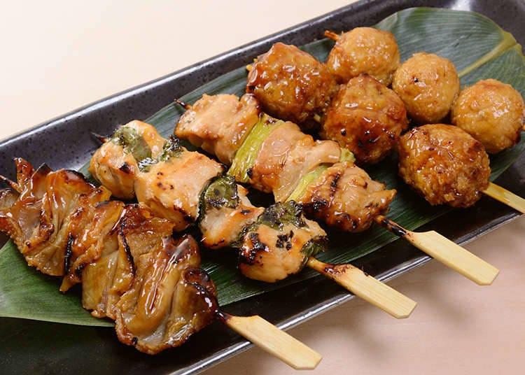 Basic Knowledges for Yakitori and Kushiyaki