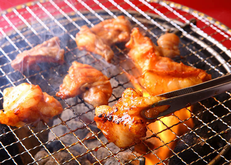 Where to Eat Horumon?