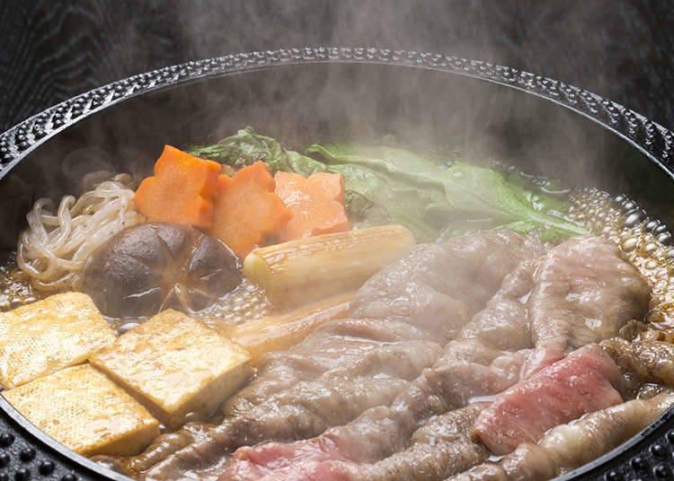 什么是日式牛肉火锅