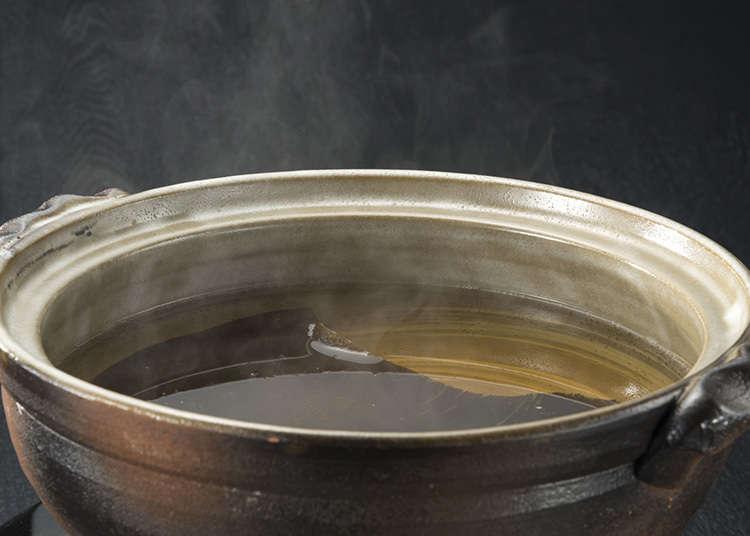 様々な鍋料理