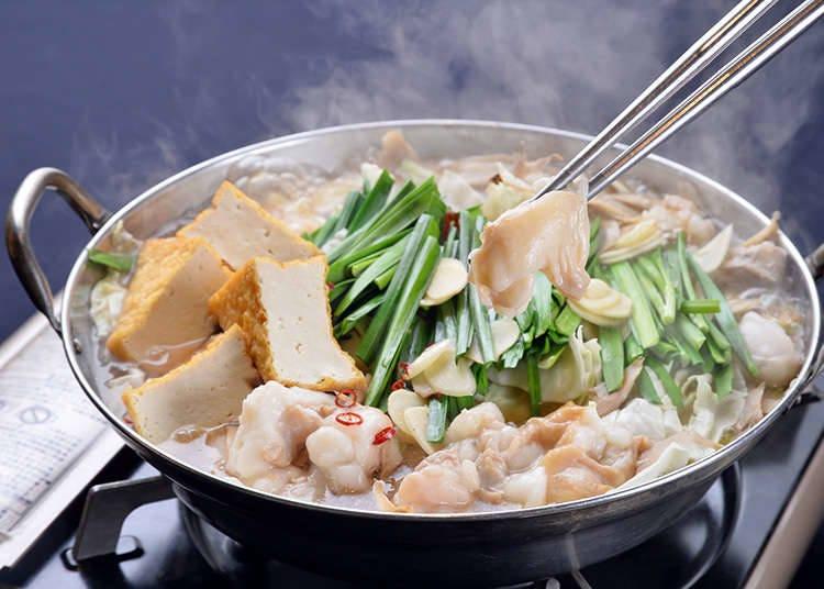 요세나베(야채와 해산물 등 다양한 재료를 넣어 끓이면서 먹는 요리)