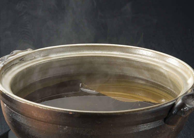 各式各樣的火鍋料理