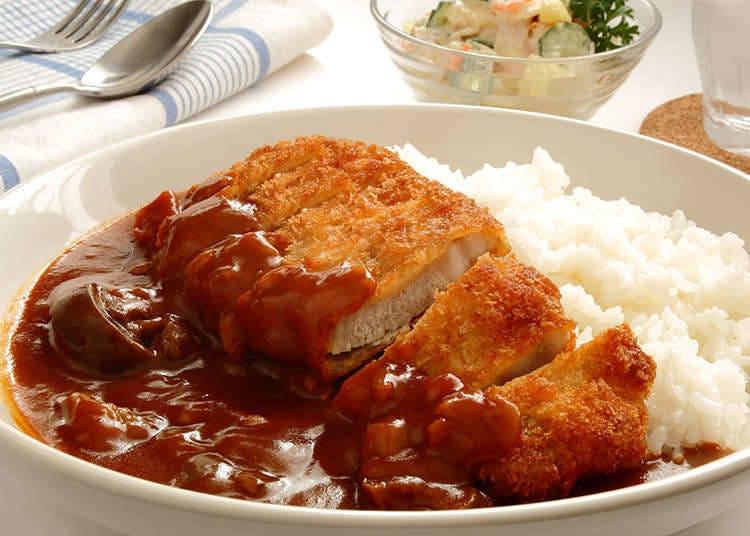 日式炸豬排咖哩
