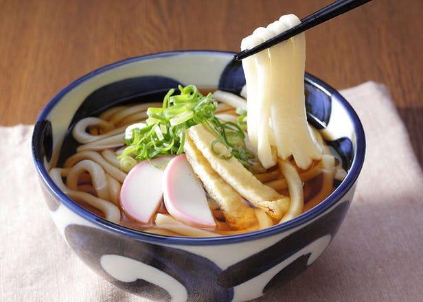 日本で必ず食べたい!うどん・そばガイド