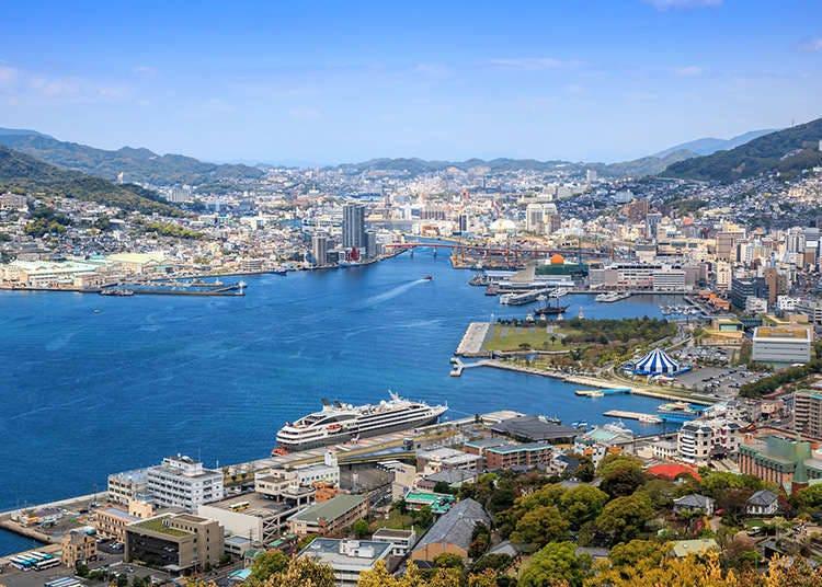Tempat kelahirannya Nagasaki