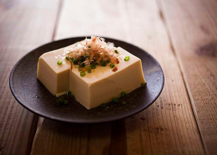 豆腐皮和豆腐料理