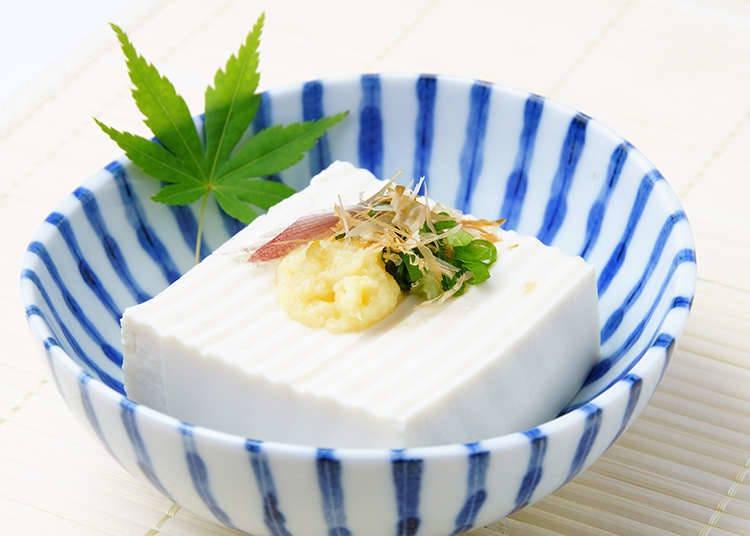 湯葉・豆腐とは