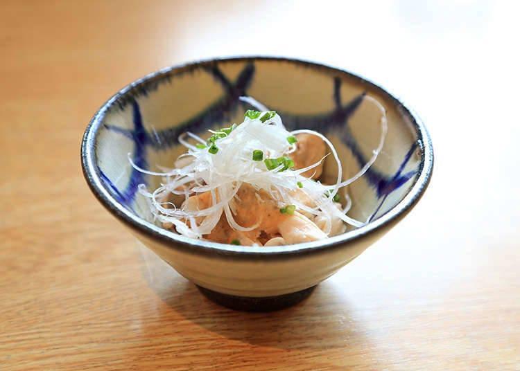 """""""Otoshi"""" yang muncul dalam hidangan walaupun tidak dipesan"""