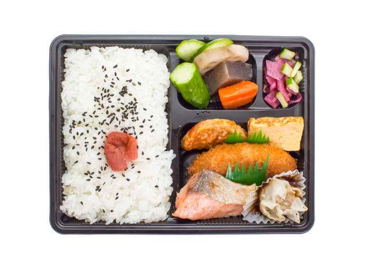 Chara-ben for Lunch? About the Japanese Bento Box Lunch Tradition!
