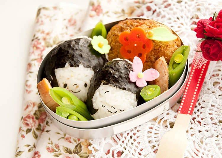日本の家庭の弁当