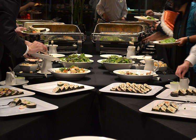 Buffet : Makan sepuas hati anda