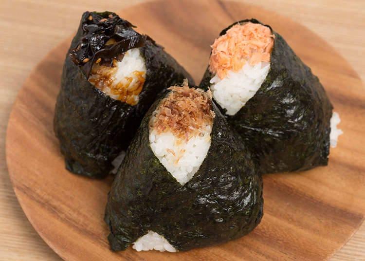 Bento dan Onigiri