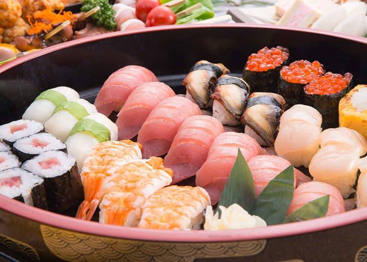 日本壽司的歷史