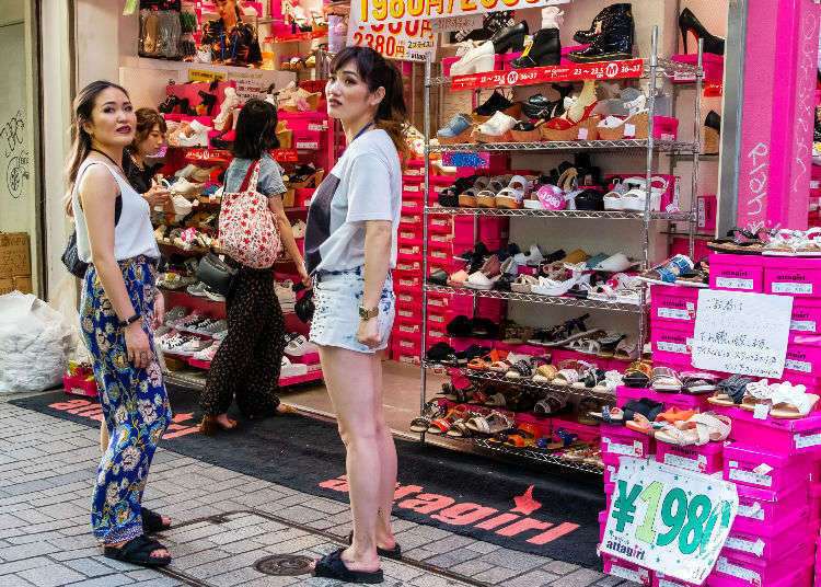 Japanese Clothing Fan? 7 Best Tips for Clothes Shopping in Japan!