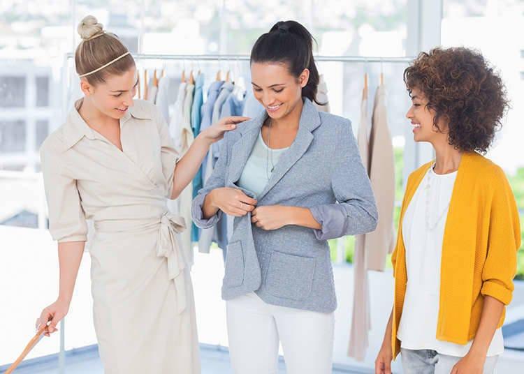 ห้ามลองเสื้อผ้าโดยพลการ