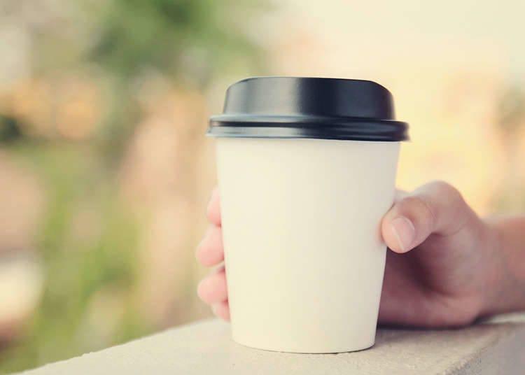 กาแฟของร้านสะดวกซื้อ (Combini coffee)