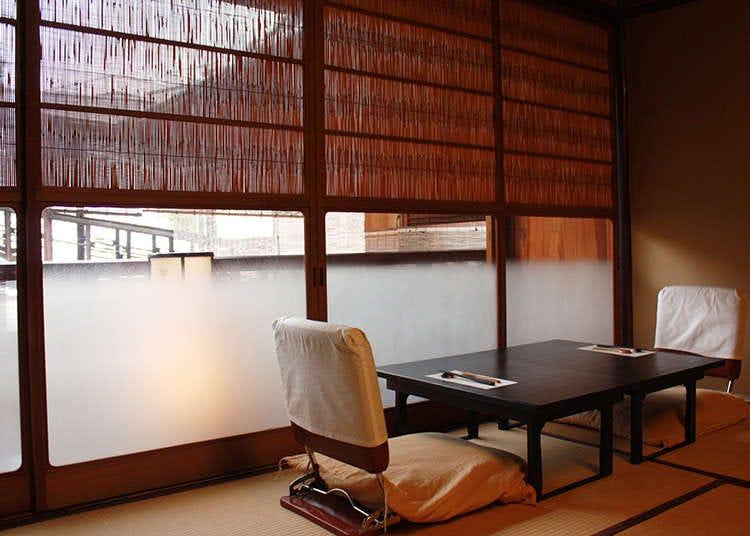 日本的住宿设施
