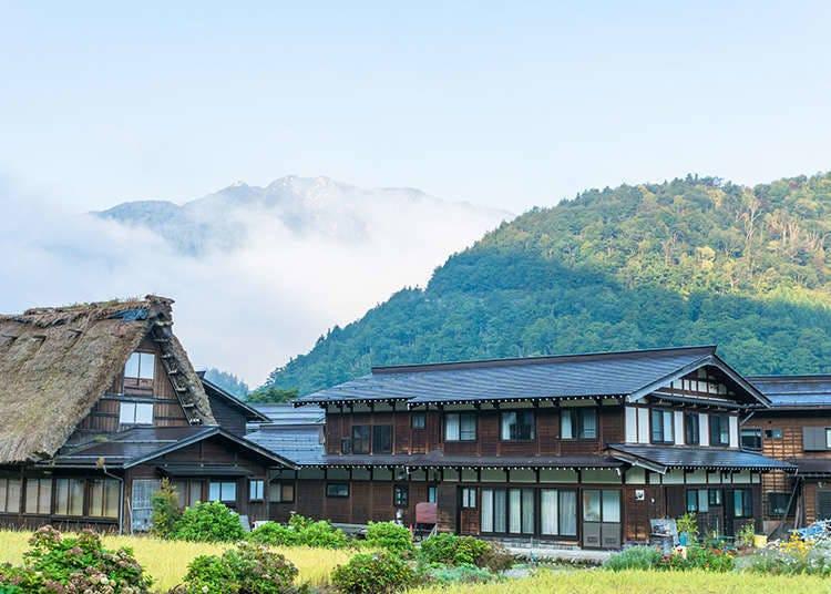 Ryokan (Rumah Penginapan Bergaya Jepang)