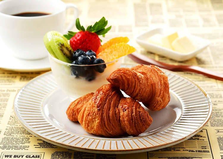 มีบริการอาหารเช้าหรือเครื่องดื่มฟรีด้วย