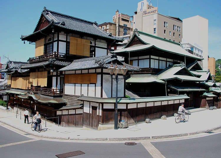 Pemandian Umum di Minshuku (Penginapan ala Jepang) dan Pension (Penginapan ala Barat)