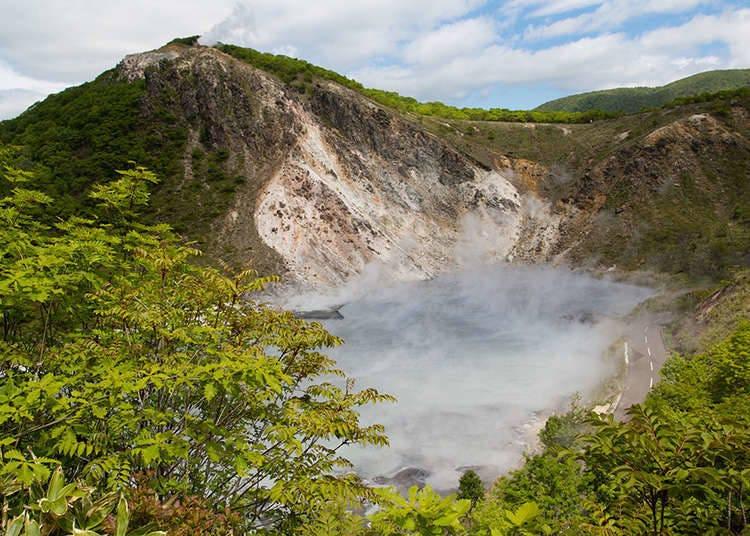 Ada juga Sumber Air Panas dan Kolam Pemandian Umum Untuk Pulang Hari