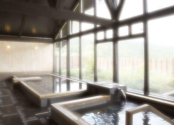 大浴场的礼仪和注意事项