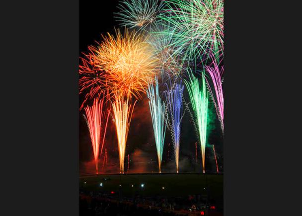 Katsushika Noryo Fireworks Festival 2019 (July 23, 19:20 - 20:20)