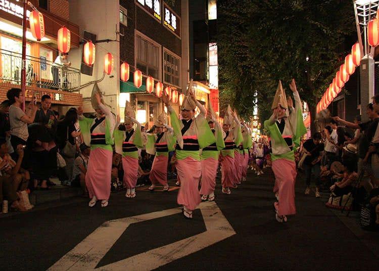 Meriahnya Acara Bulan Juli di Tokyo yang Tak Terkalahkan oleh Cuaca Panas!