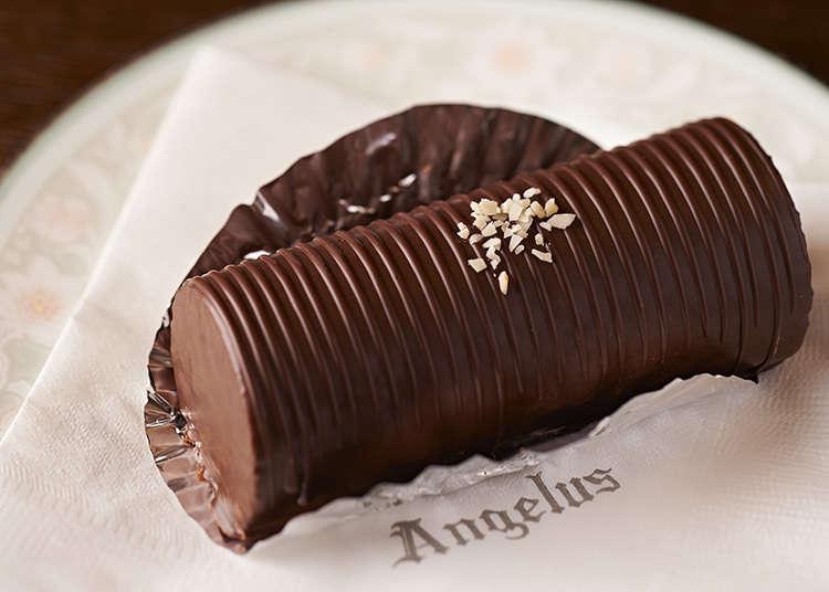 日本知名文豪也愛去的咖啡廳!「Angelus」