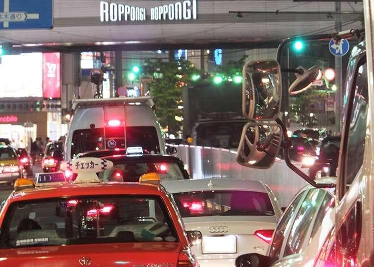 Tempat-Tempat di Roppongi yang Bisa Anda Nikmati Setelah Pukul 9 Malam Sekalipun