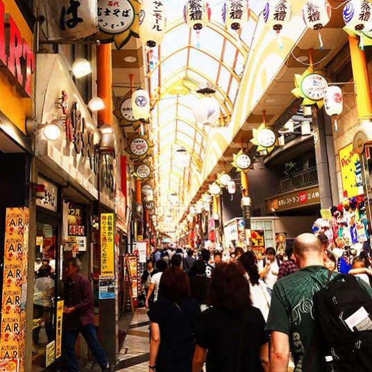 도쿄여행코스로 신주쿠 옆동네인 매력 넘치는 나카노 지역을 권해본다!