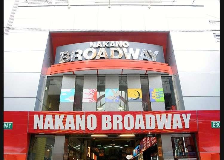 Apa Pun Ada di Nakano Broadway