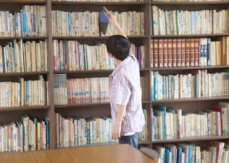 日本人が日常で利用する文化施設