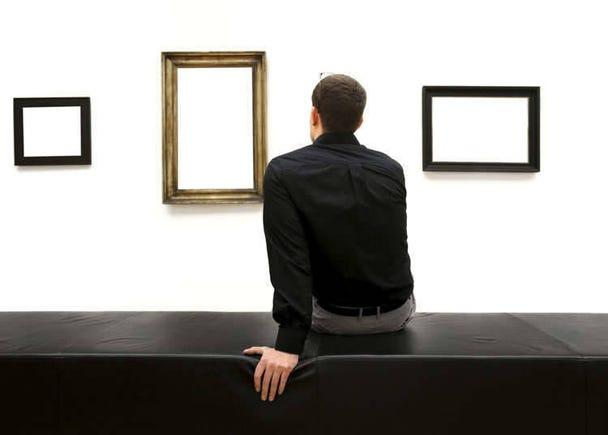 日本で人気のアート