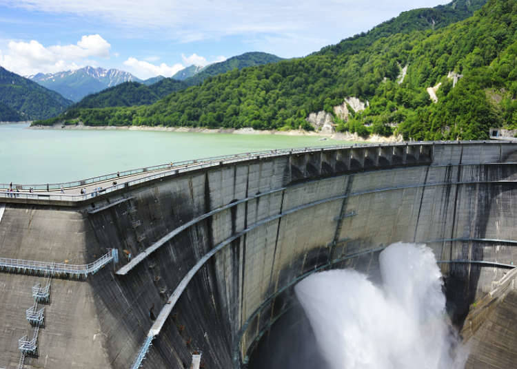 About Japanese rivers and lakes