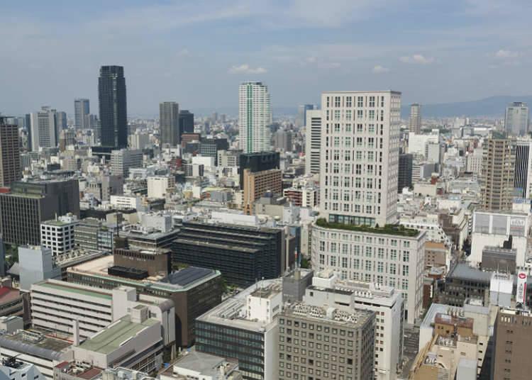 有关日本的都市