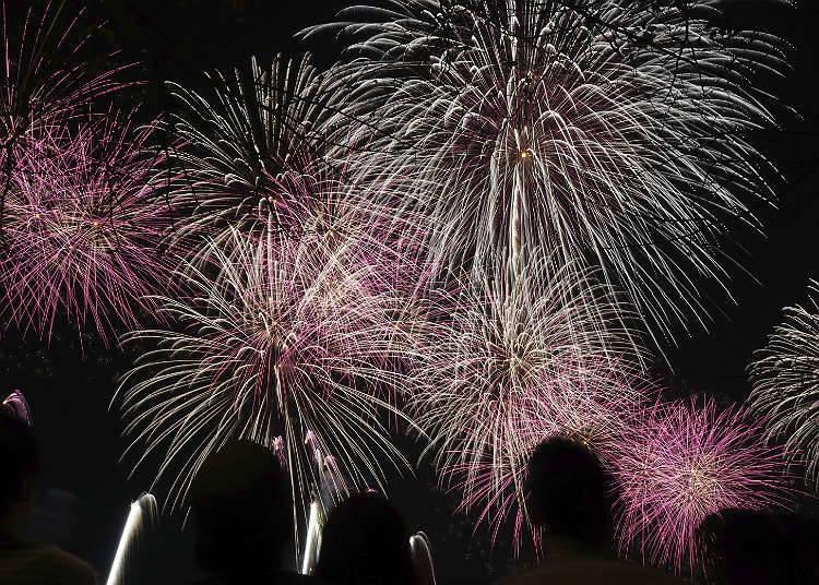 Annual events in shitamachi