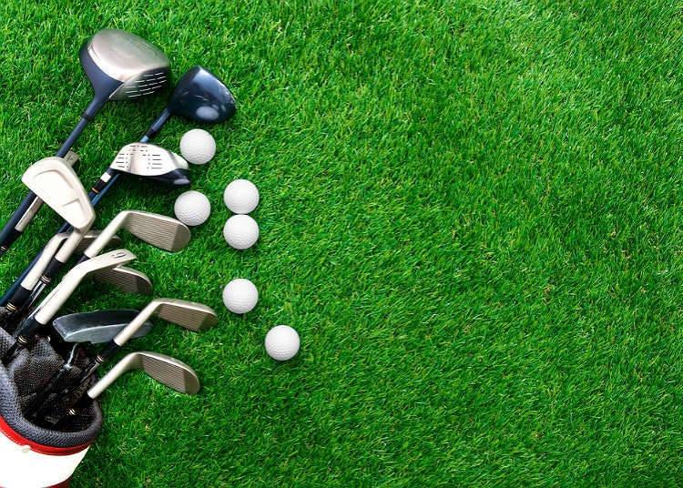 高爾夫用具的購買方式