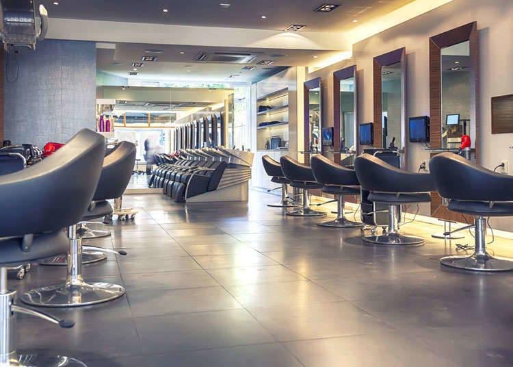 Salon Kecantikan, Nail Salon