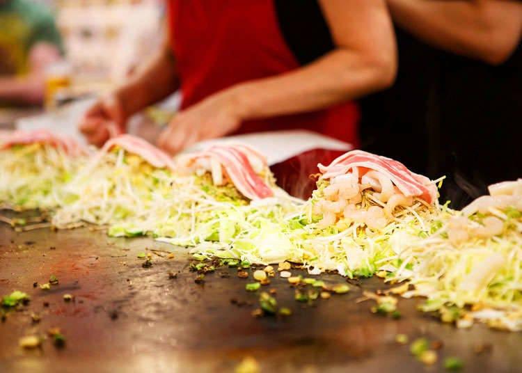 現場料理的飲食娛樂文化