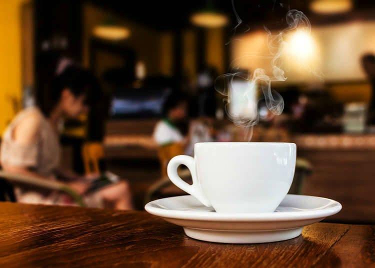Sejarah Kafe, Kedai Kopi, dan Camilan di Jepang