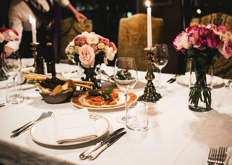 ประวัติของอาหารอิตาเลี่ยนและอาหารฝรั่งเศสในประเทศญี่ปุ่น