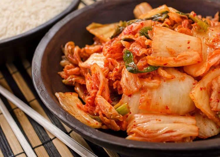 The history of Korean cuisine in Japan