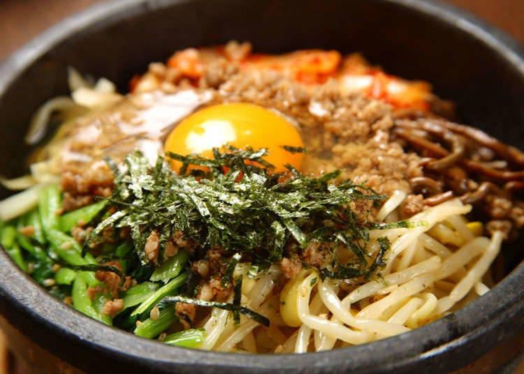 在日本享用韩式料理的方式