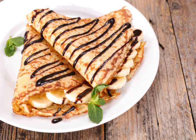 Japanese Crepes Born In France Revamped In Japan Live Japan Travel Guide