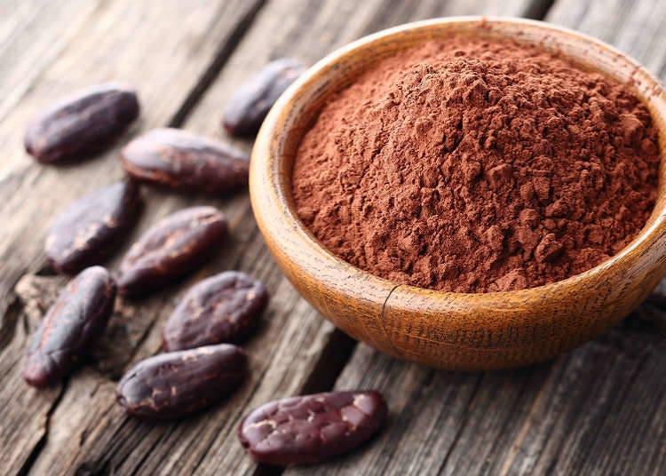 介紹日本的巧克力
