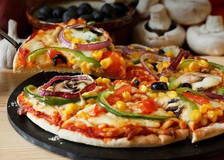 披萨的种类