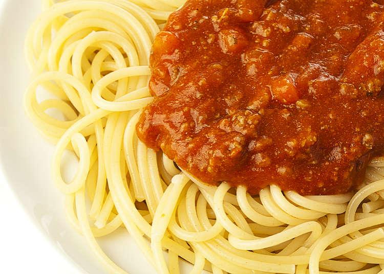 พาสต้าและสปาเก็ตตี้ (Pasta and Spaghetti)