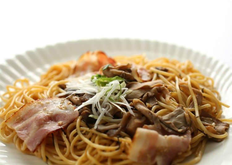 日本独自のパスタ・スパゲティ