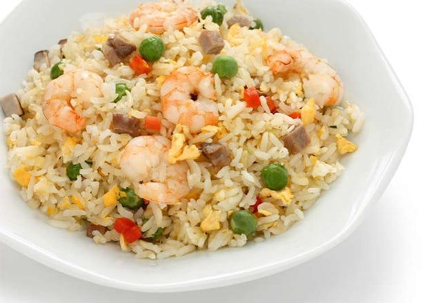 Mengenal Nasi Goreng Chahan dan Masakan Nasi Lainnya di Jepang